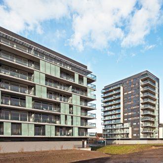 Appartementen Concerto in Hoofddorp