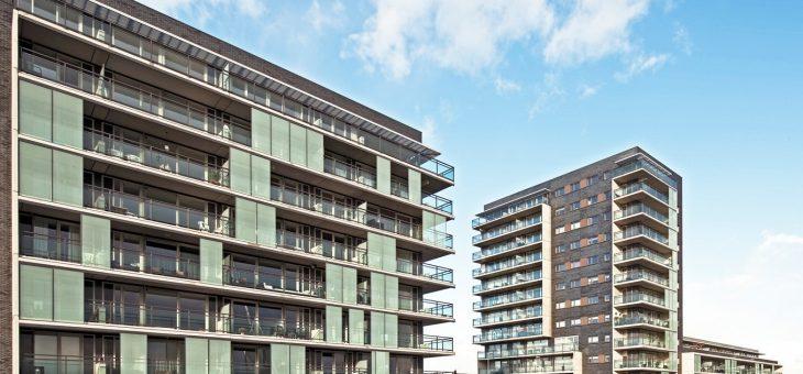 Appartementen met fantastisch uitzicht en parkeergarage Concerto in Hoofddorp