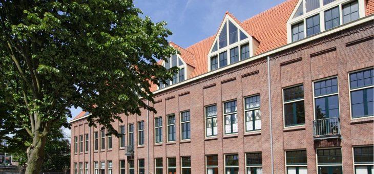 Transform Goudenregenschool to starter's homes The Hague