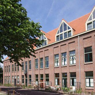 Herbestemming Goudenregenschool tot starterswoningen in Den Haag