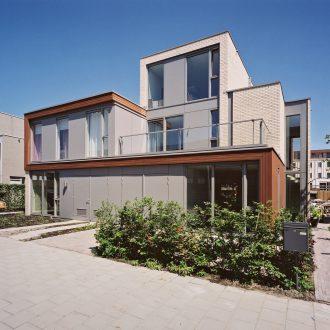 Woningen op IJburg Amsterdam