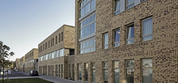 Woningbouwplan in buurt Geuzenwijk in Zuilen Utrecht