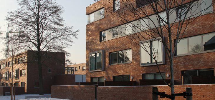 Appartementen, laagbouwwoningen en parkeervoorziening Parkweelde  Amersfoort Vernieuwd.