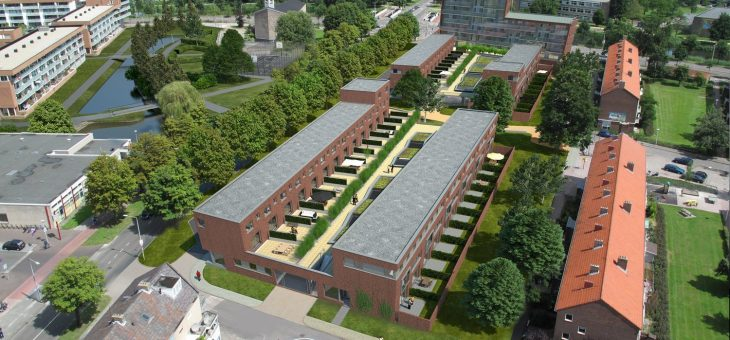 Apartments en lowrise housing Parkweelde Amersfoort