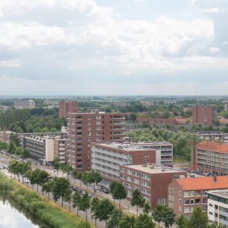 Appartementen, zorgvoorzieningen Orion Amersfoort