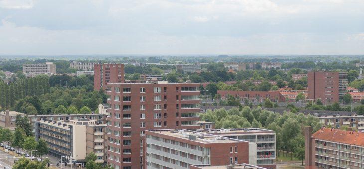 Appartementen, zorgvoorzieningen en parkeergarage Orion Amersfoort