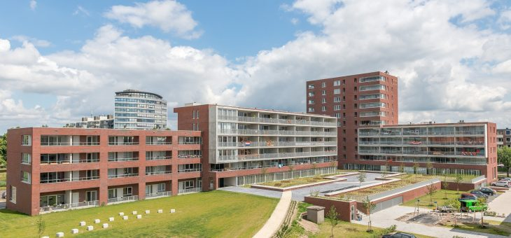 Apartments and care center Orion Amersfoort