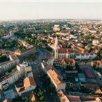 Masterplan city Timisoara Romania