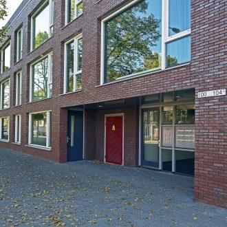 Appartementen, laagbouw en parkeervoorziening in Ondiep in Utrecht