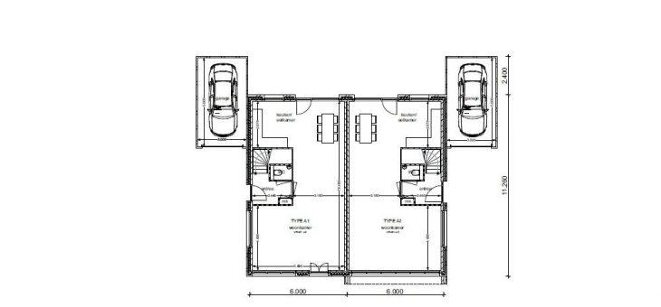 Housing Vijfhuizen
