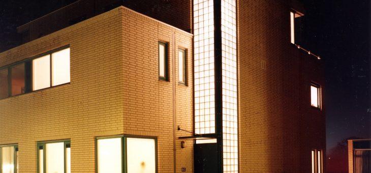 Woningen aan de rand van de Stevenshof in Leiden