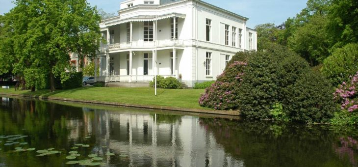 Restoration monument villa Alexanderstraat 1 The Hague