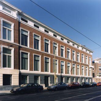Kantoren voor Hervormde Diakonie in Parkstraat in Den Haag
