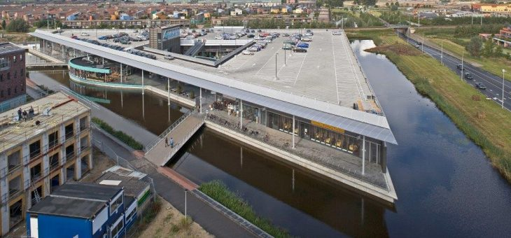 Shopping Center Weidevenne Purmerend