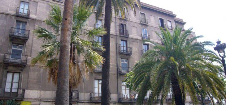Hotel in Barcelona Spanje