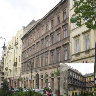 Hotel Király in Budapest Hongarije