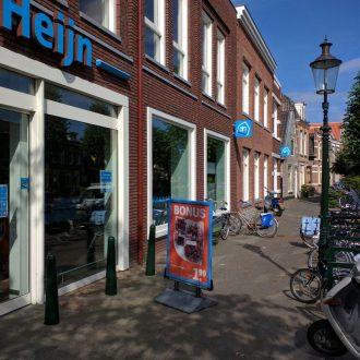 Herontwikkeling voor Albert Heijn in het historische centrum van Weesp