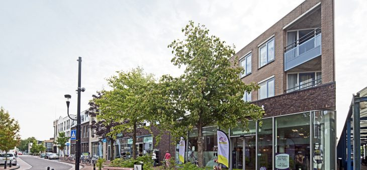 Shop expansion drugstore Geest de Lier