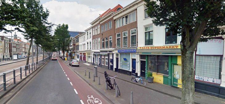 Renovatie/Restauratie winkels en appartementen aan het Spui in Den Haag