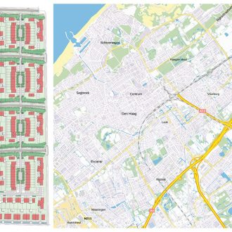 Stedenbouwkundig plan en supervisie woningen 's Gravenhout Nootdorp