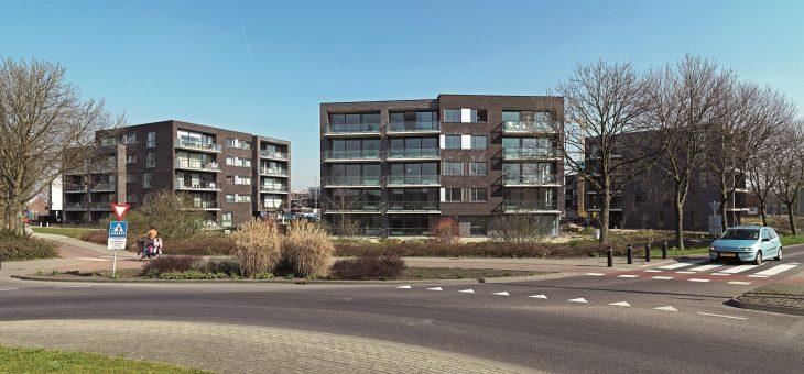 De Bloemen  woningbouwproject te Roelofarendsveen