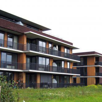Woningen in Wijhe aan de Omloop