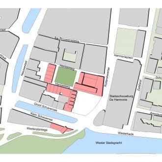 Centrumplan Leeuwarden