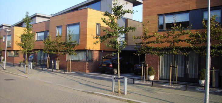 Woningen Getsewoud Nieuw Vennep
