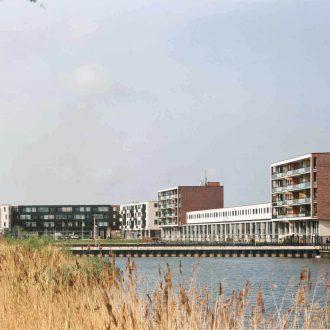 Woningen tussen de Vaarten Almere