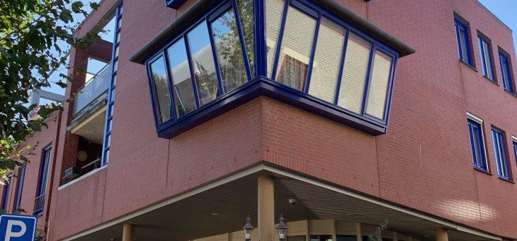 Vrouwenkerkplein H&M appartementen Leiden