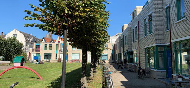 Woningbouw Hekkensteeg Leiden